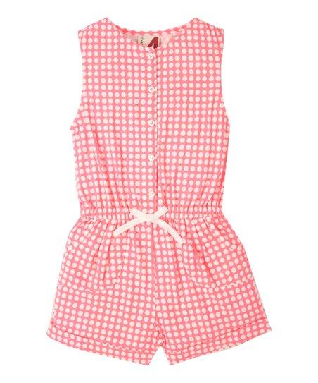 abcb180b8 Cotton On Kids Pink Polka Dot Romper -Infant