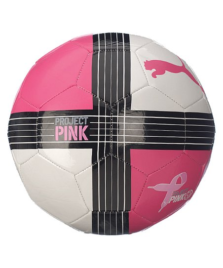 love this product Project Pink Powercat 6.10 MS Soccer Ball ef5533cf7