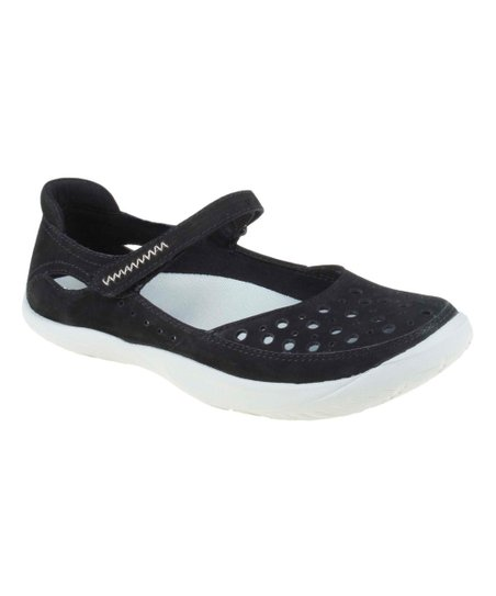 a8e0813a47566 Kalso Earth Shoes Black Precise Leather Mary Jane | Zulily
