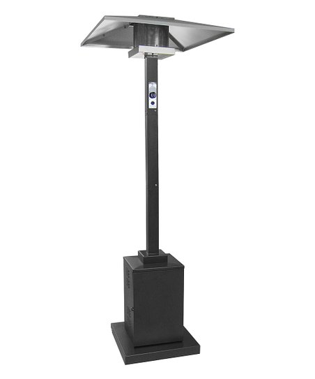 Black Square Commercial Patio Heater