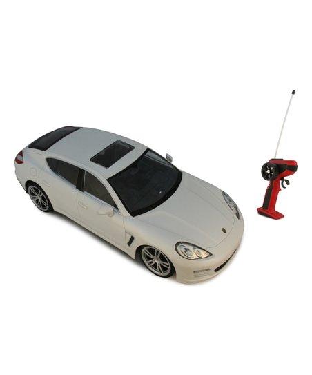 Brooklyn Lollipop White Porsche Panamera 1 14 Scale Remote Control