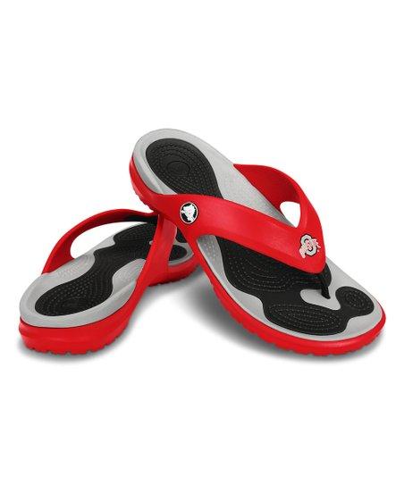 Crocs Ohio State Buckeyes MODI Flip