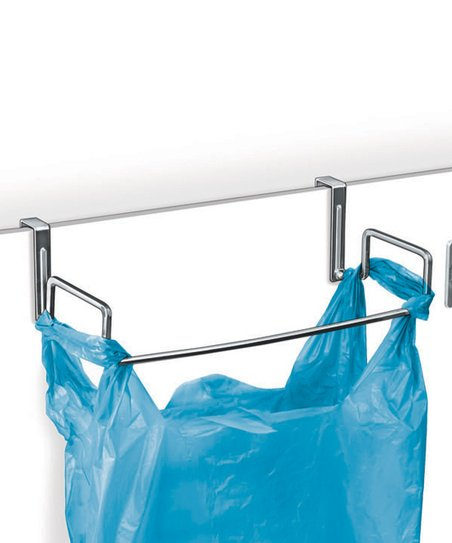 Cabinet Door Bag Holder