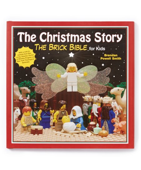 Skyhorse Publishing The Christmas Story The Brick Bible For Kids