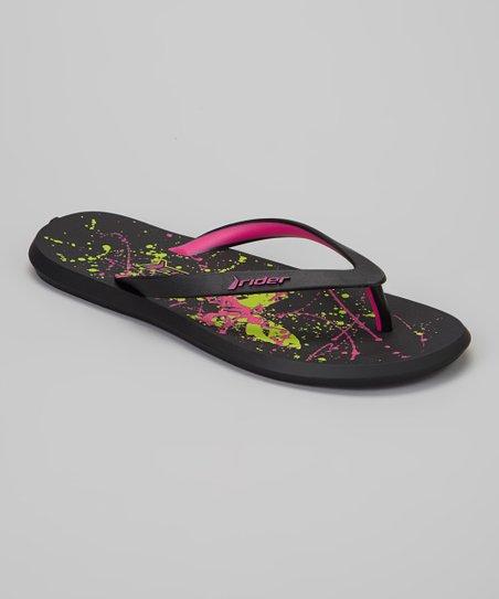 d4de2aec1b24 love this product Black   Pink R1 II Flip-Flop - Women