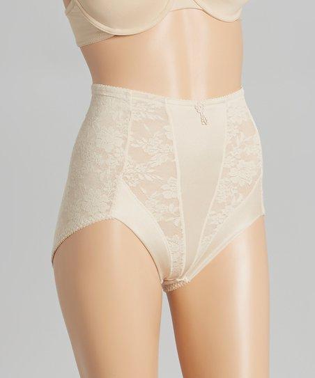 afe87c42ab9 Venus of Cortland Fawn Lace High-Waist Shaper Briefs - Women   Plus ...