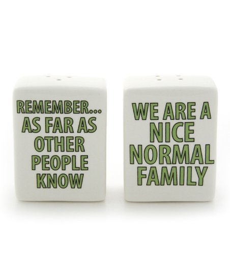 Love This Product Nice Normal Family Salt Pepper Set