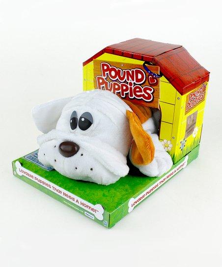 Pound Puppies Bulldog Pound Puppy Plush Toy Zulily