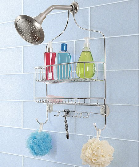 Design Products Extra Wide Shower Caddy Zulily