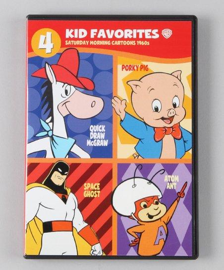 Deuce 4 Kid Favorites Saturday Morning Cartoons: 1960s DVD