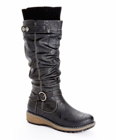 2acb16500ac Bucco Black Cory Boot
