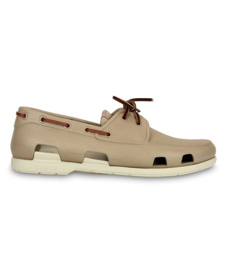 2a32a0a23 love this product Tumbleweed   Stucco Beach Line Boat Shoe - Men