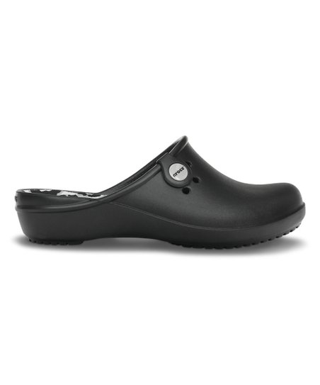 47df67f608e78d Crocs Black   Light Gray Tully II Clog - Women
