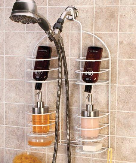 Grayline Handheld Hose Shower Caddy Zulily