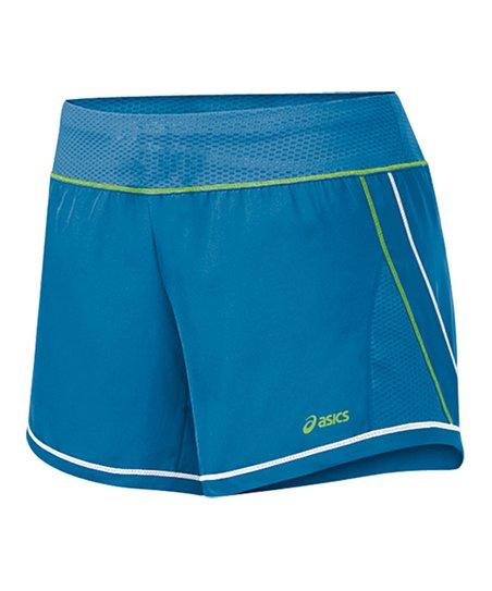 Everysport Greenery Zulily amp; Peacock Shorts Asics qFEtUt