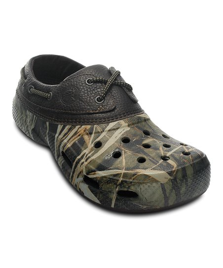 1b91d8d33 Crocs Espresso Realtree® Islander Sport Shoe - Men
