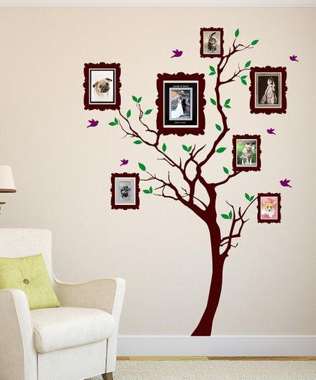 DecorDesigns Frame Tree Wall Decal Set  53116dae3