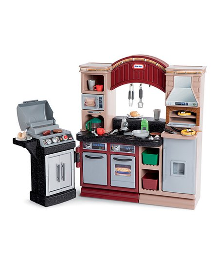 Little Tikes Little Tikes Brick Oven Pizza Kitchen