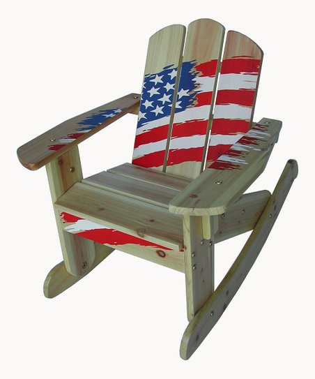 Miraculous Lohasrus Red White Blue Rocking Chair Pdpeps Interior Chair Design Pdpepsorg