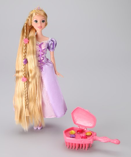 Mattel Tangled Rapunzel Grow Style Doll Set Best Price And Reviews Zulily
