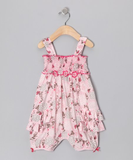 8fed5fbfe028 love this product Pink Make a Wish Organic Bubble Romper - Infant