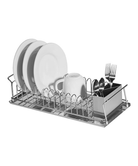 love this product Stainless Steel Tray   Dish Drainer Set 2d393cf102
