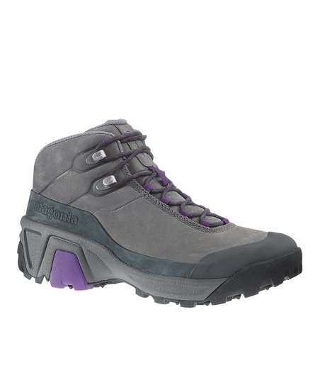 7c56fd08 Patagonia Narwhal Gray & Acai P26 Mid Hiking Boot - Women | Zulily