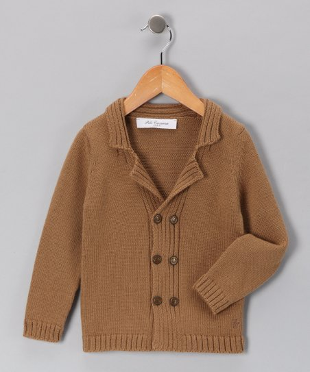 40e11a052f35 Pili Carrera Gold Wool-Blend Sweater - Infant