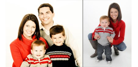 Sears Portrait Studio For $35, Receive $175 Worth of Portraits, Tags & Gifts