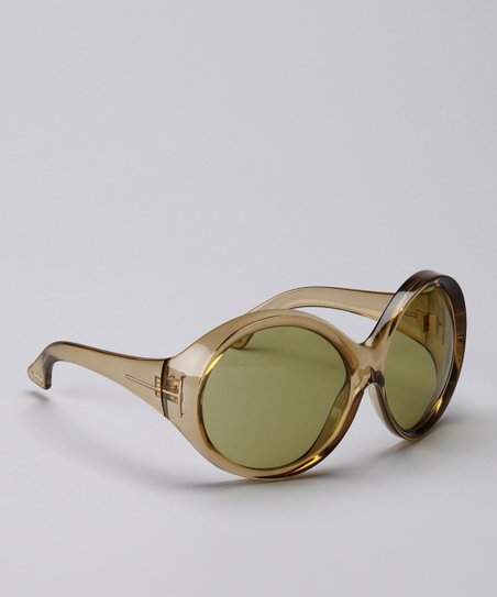 eaf5d126e8 love this product Tom Ford Taupe   Green Ali Sunglasses