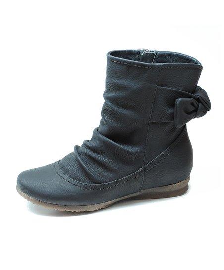 de2a08f1b71e Xti Kids Black Ankle Boot