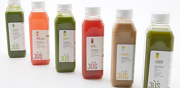 Jus By Julie $125 for a 3-Day Juice Cleanse & Post-Cleanse