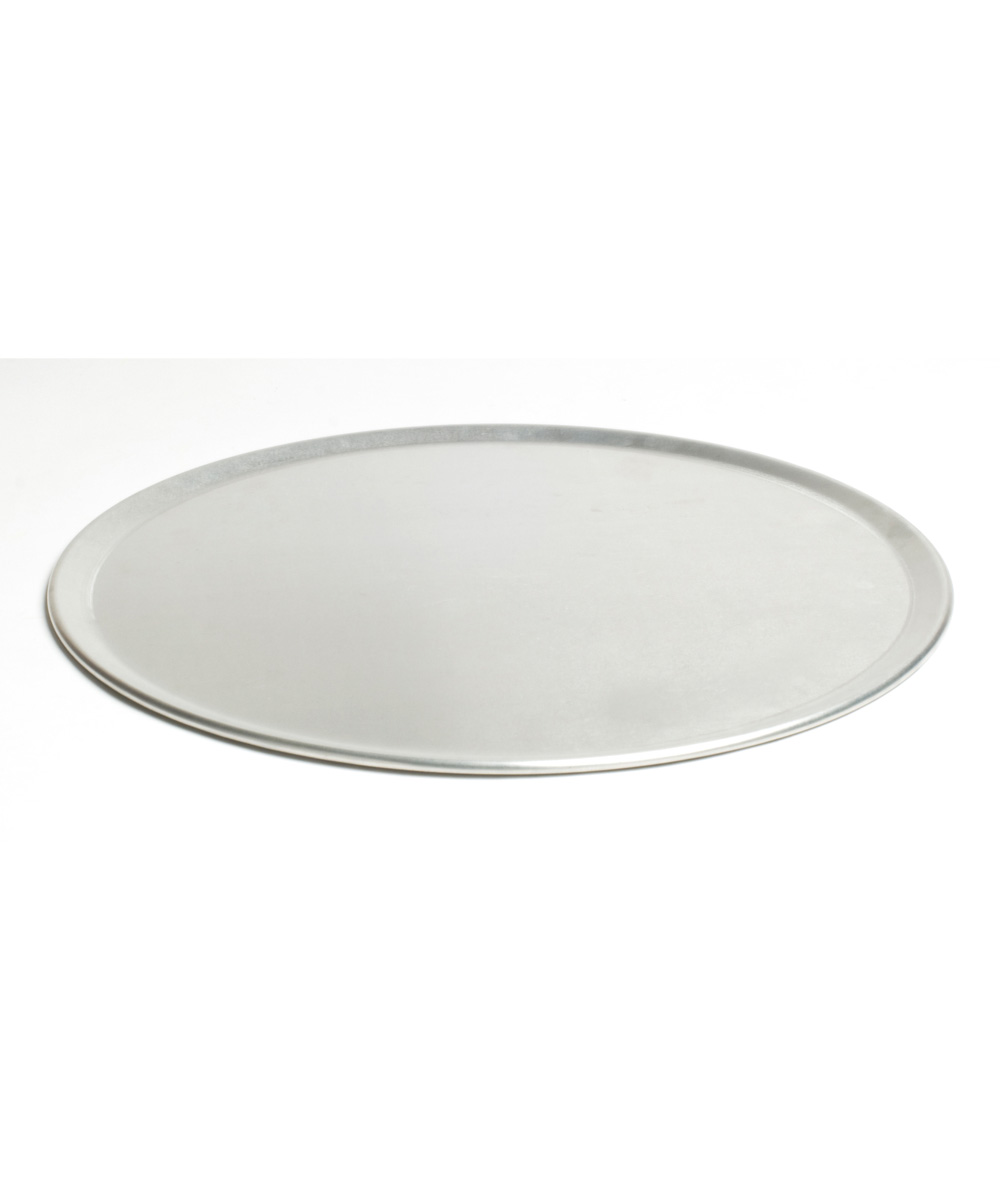 "Pizzacraft PC0402 16"" Round Aluminum Pizza Pan, Large Size"