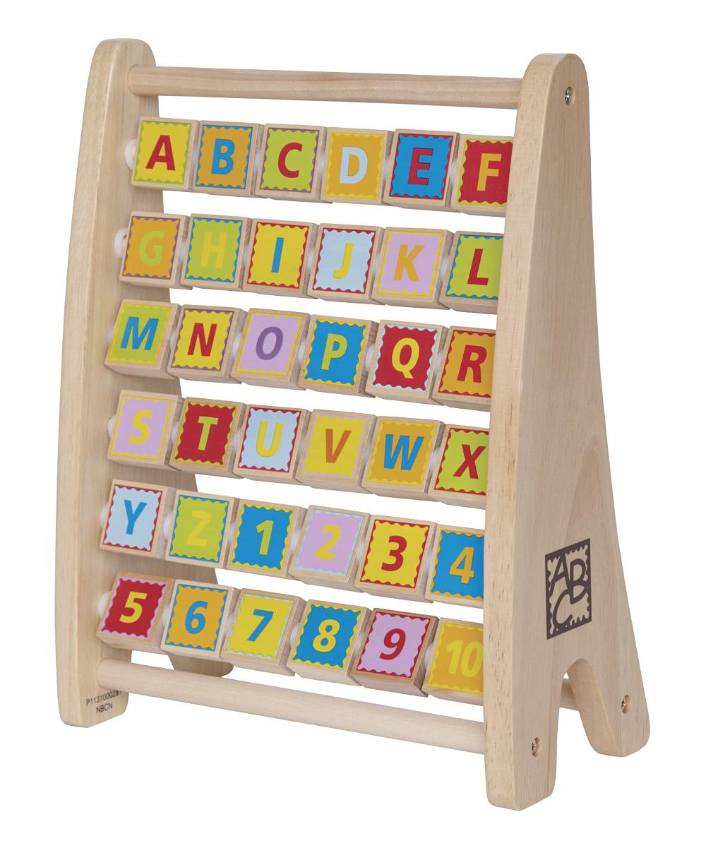 Hape Toys  Developmental Toys  - Alphabet Abacus
