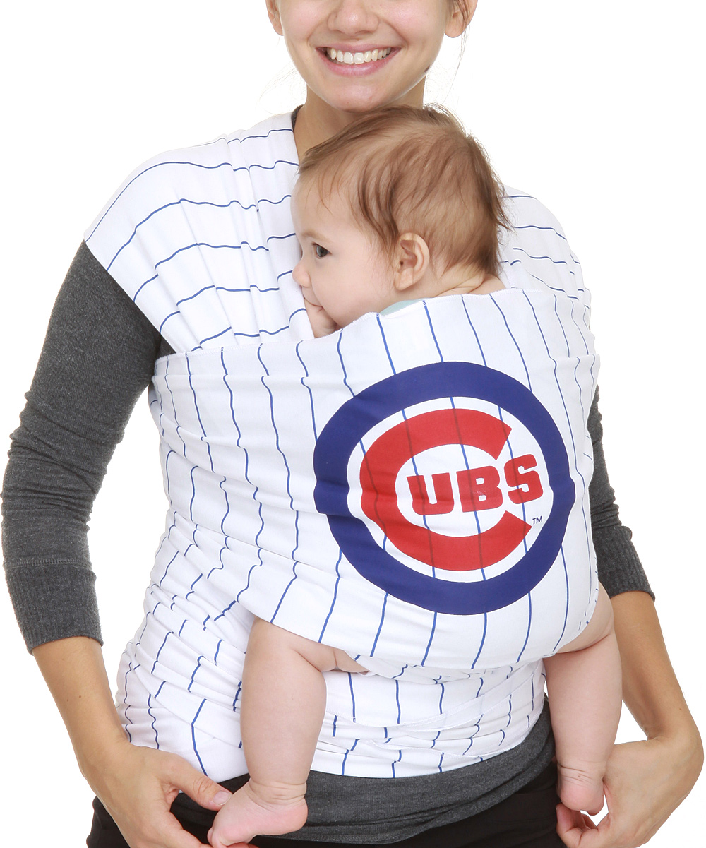 love this product Chicago Cubs White Stripe Moby Wrap 76a9f0ad4