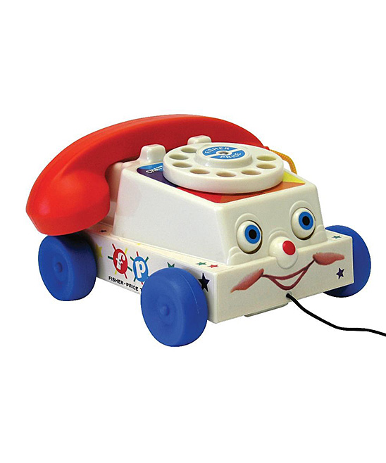 Schylling  Toy Pretend Electronics  - Fisher-Price Chatter Telephone