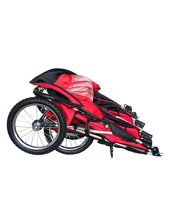 Bebelove Usa Aqua Triple Jogging Stroller Zulily