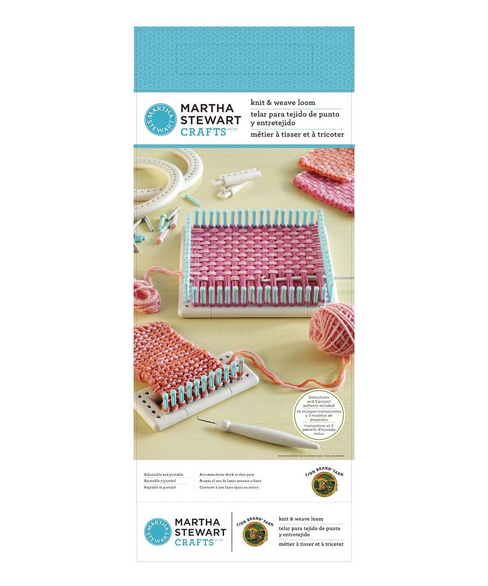Martha Stewart Crafts Knit 'n' Weave Loom