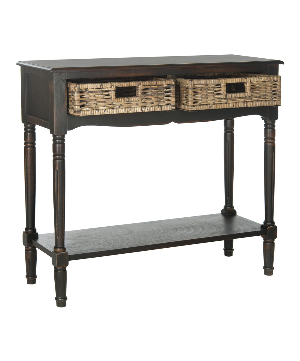 Safavieh Brown Ivy Console Table