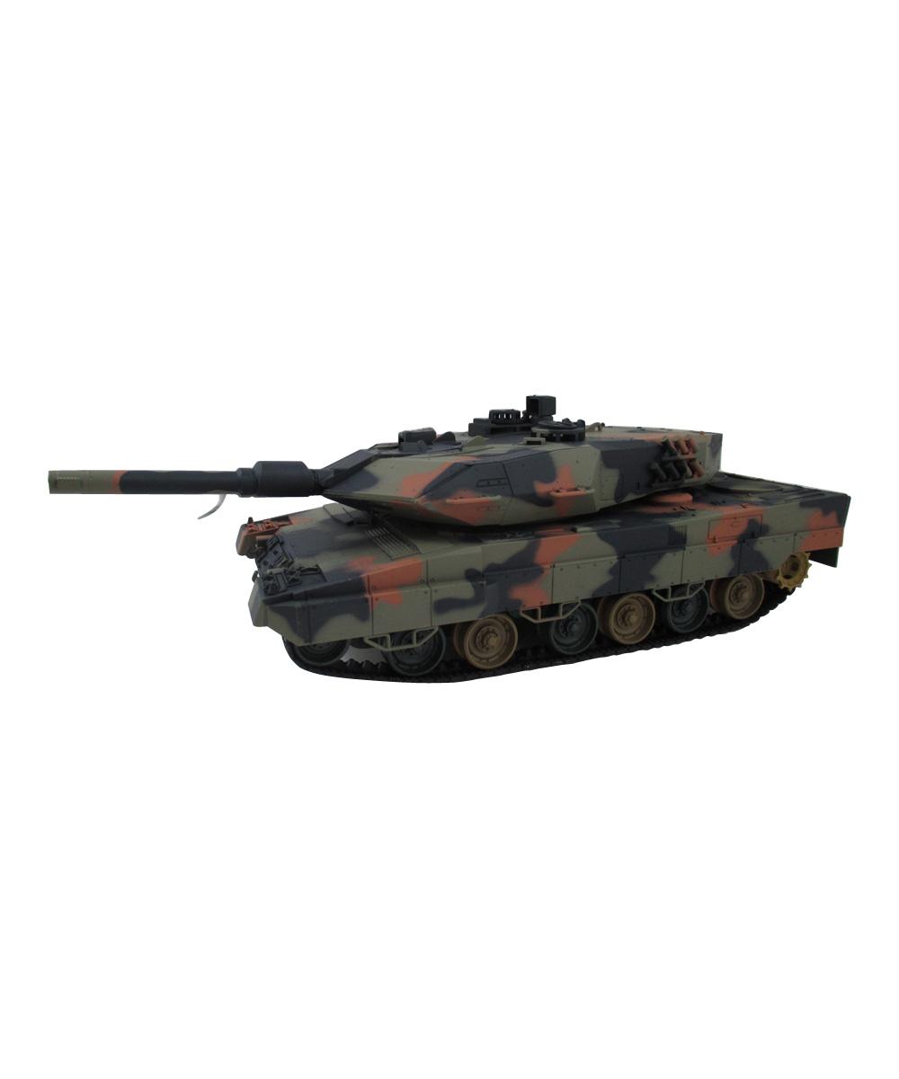 A to Z Toys  Remote Control Toys  - German Leopard Remote Control Battle Tank
