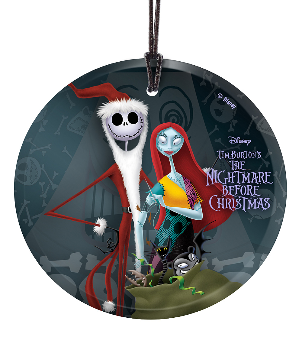 Trend Setters Nightmare Before Christmas Jack & Sally Starfire ...