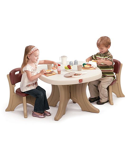 Step2  Toy Furniture  - Youth Table & Chairs Set