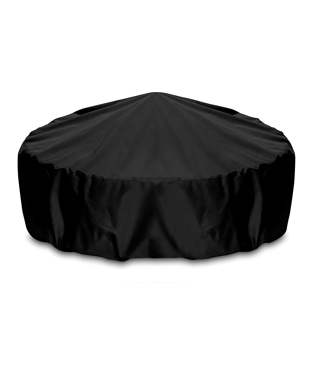 Black 60'' Fire Pit Cover