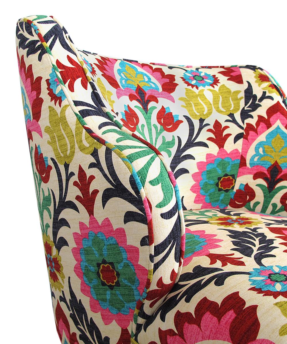 Santa Maria Desert Flower Modern Chair Zulily