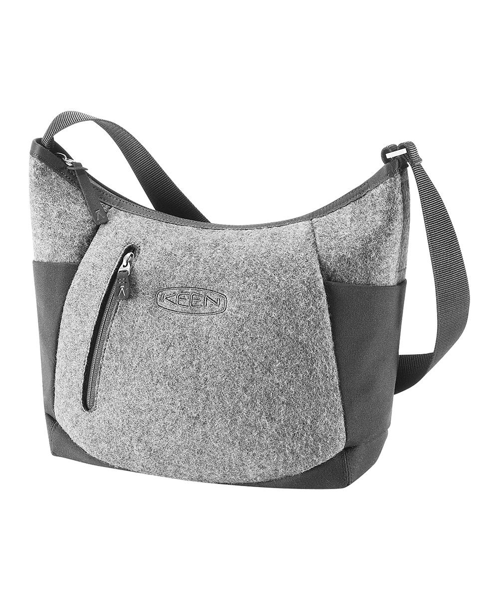 e25fd9ce6ec KEEN Charcoal Westport Shoulder Bag | Zulily