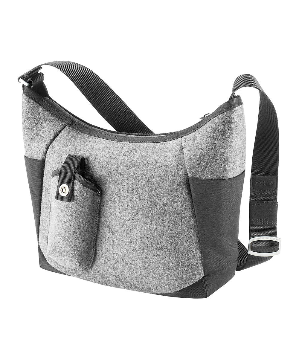 9d29c8819d KEEN Charcoal Westport Shoulder Bag | Zulily