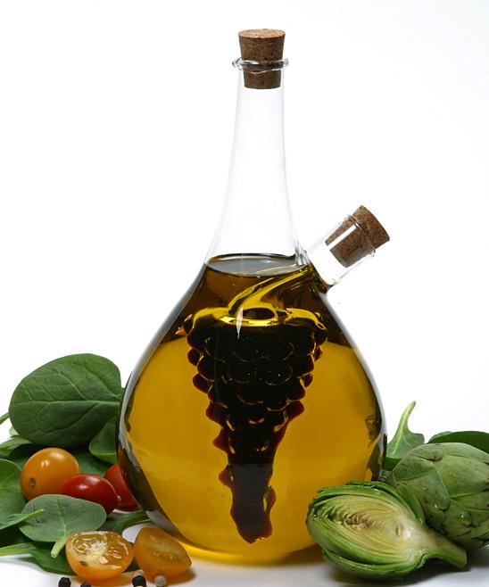 Norpro  Oil & Vinegar Cruets  - Grape Oil & Vinegar Cruet