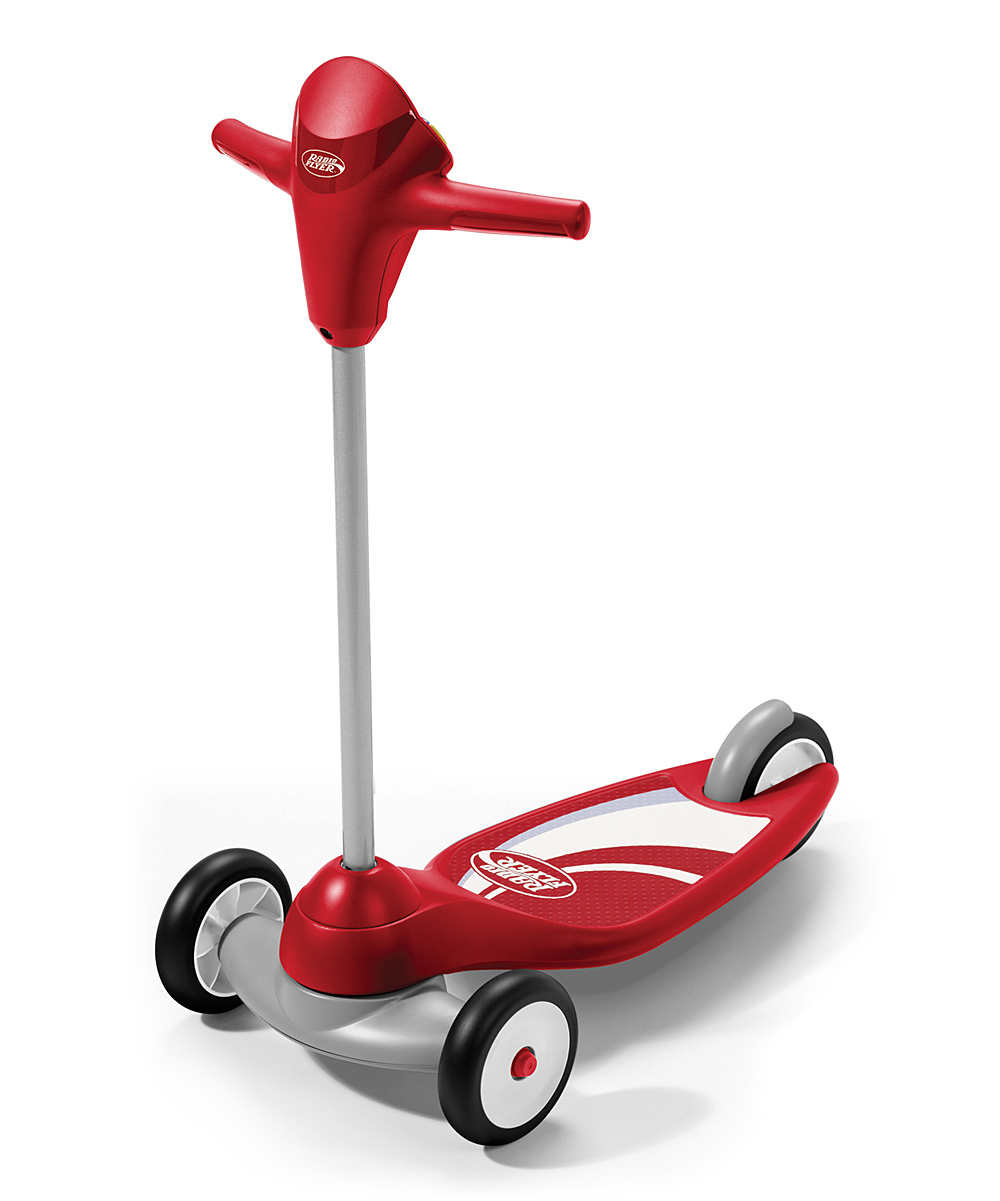 Radio Flyer Red Lights & Sounds My First Scooter